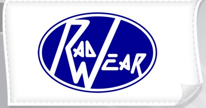 Logo for RADWEAR